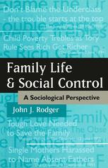 Family Life and Social Control