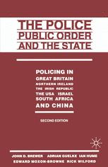 The Police, Public Order and the State