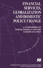 Financial Services, Globalization and Domestic Policy Change