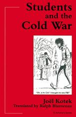 Students and the Cold War