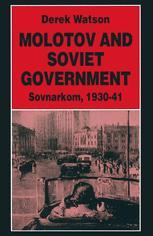 Molotov and Soviet Government