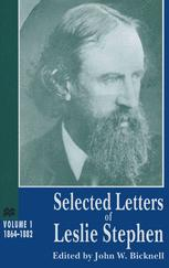 Selected Letters of Leslie Stephen