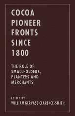 Cocoa Pioneer Fronts since 1800