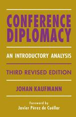 Conference Diplomacy