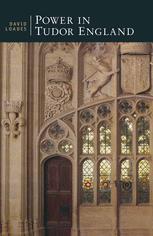 Power in Tudor England
