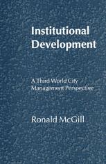 Institutional Development