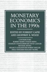 Monetary Economics in the 1990s