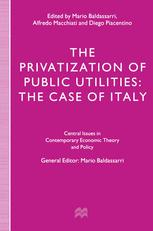 The Privatization of Public Utilities