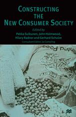 Constructing the New Consumer Society
