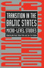 Transition in the Baltic States