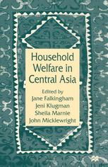 Household Welfare in Central Asia