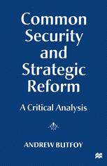 Common Security and Strategic Reform