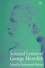 Selected Letters of George Meredith