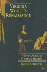 Virginia Woolf's Renaissance