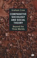 Comparative Sociology and Social Theory