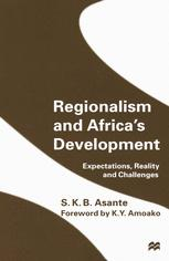 Regionalism and Africa's Development