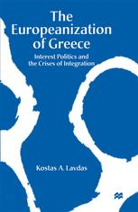 The Europeanization of Greece