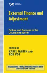 External Finance and Adjustment