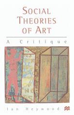 Social Theories of Art