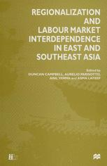 Regionalization and Labour Market Interdependence in East and Southeast Asia
