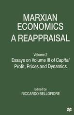 Marxian Economics: A Reappraisal