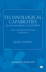 Technological Capabilities in Developing Countries