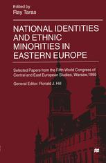 National Identities and Ethnic Minorities in Eastern Europe