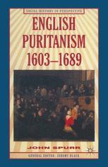 English Puritanism 1603–1689