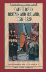 Catholics in Britain and Ireland, 1558–1829