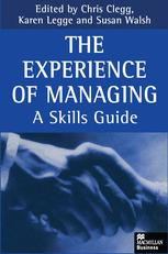 The Experience of Managing