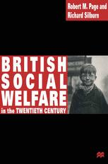 British Social Welfare in the Twentieth Century