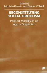 Reconstituting Social Criticism