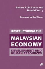 Restructuring the Malaysian Economy