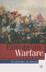 European Warfare 1453–1815