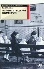 The Twentieth-Century Welfare State