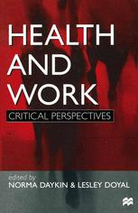 Health and Work