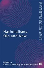 Nationalisms Old and New