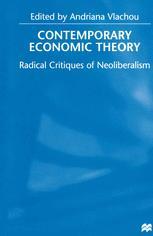 Contemporary Economic Theory