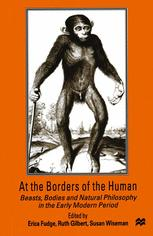 At the Borders of the Human