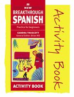 New Breakthrough Spanish Activity Book
