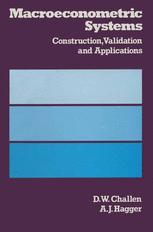 Macroeconometric Systems