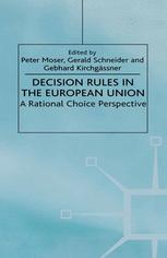 Decision Rules in the European Union