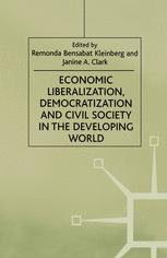 Economic Liberalization, Democratization and Civil Society in the Developing World