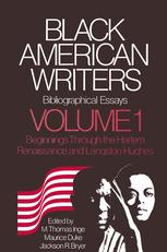 Black American Writers