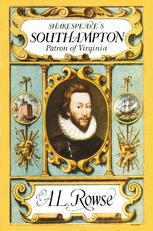 Shakespeare's Southampton