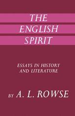 The English Spirit