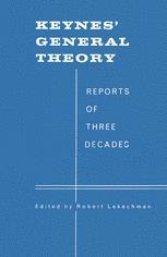 Keynes' General Theory