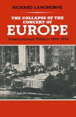 The Collapse of the Concert of Europe