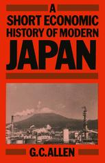A Short Economic History of Modern Japan