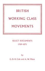 British Working Class Movements
